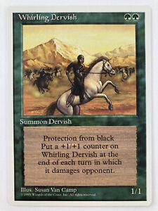 ⭐️ Whirling Dervish Fallen Empires set card MTG Magic: The Gathering 1995 🎏