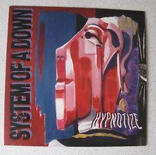 "SYSTEM OF A DOWN - Hypnotize 7"" 2-Tracks LIMITED VINYL Serj Tankian"