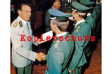 J20 general major Ahrendt pueblo policía RDA foto 20x30
