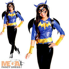 Polyester Complete Outfit Superhero Fancy Dresses for Girls