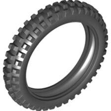 Lego XL MOTOCROSS Tire  (technic,mindstorms,bike,cycle,bicycle,motorcycle,robot)