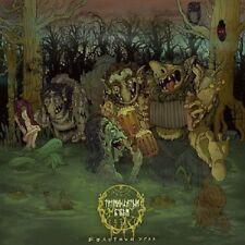"""Trinadtsatiy Buben """"Marsh Madness"""" CD [PAGAN FOLK METAL FROM UKRAINE]"""