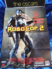 ROBOCOP 2 - Peter Weller -Filmposter A1(59x84 Plakat Poster Kinoplakat 1C1