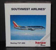 Herpa Wings Southwest Airlines Boeing 737-300 1:500 500555