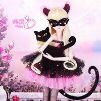 "24"" New 1/3 Handmade PVC BJD MSD Lifelike Doll Joint Dolls Baby Gift New Marry"