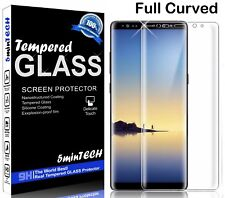For Galaxy S10 【HD Clear】 Curved Tempered Glass Screen Protector