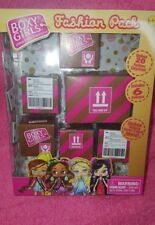 *Boxy Girls* FASHION PACK FOR DOLL 6 SURPRISE BLIND BOXES MAKEUP SHOES BAGS NEW
