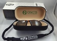 Womens Orcacoke Onos Polarized Sunglasses with band and hard case 89.99 RETAIL