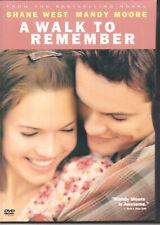 A WALK TO REMEMBER (DVD 2002) (L2)