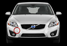 Volvo C30 2010-2013 Rear Bumper Tow Hook Cover UNPAINTED