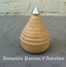 B20151662 - Petite toupie en bois - Reproduction - Très bon état