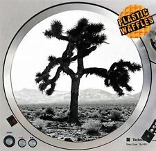 "U2 Joshua Tree Slipmat Bono The Edge Turntable 12"" Record Player DJ Audiophile"