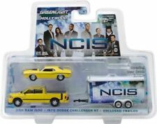 NCIS TV SERIES SET HOLLYWOOD HITCH & TOW 4 1/64 GREENLIGHT 31040 C