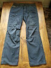 G-Star General Elwood Loose 5620 W34/L32 Jeans Hose Denim vtg aged grau
