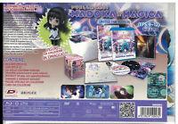 Madoka Magica 3 Box Limited Fan Edition - Blu-ray DVD CD Figure Booklet NUOVO