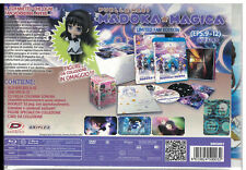 Madoka Magica 3 Box Limited Fan Edition - Blu-ray DVD CD Figure Booklet NUOVO