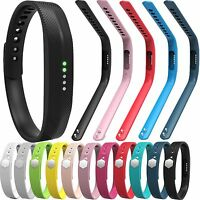 Fashion Silicone Watch Band For Fitbit Flex 2 All-Day Smart Activity Tracker