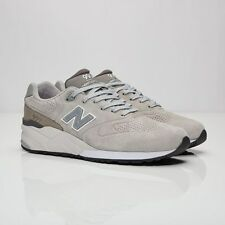 New Balance M999 MRL999AG Steel Grey Men Size US 8 New 100% Authentic