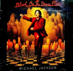 Michael Jackson - Blood On The Dance Floor, History In Mix  -  CD, VG