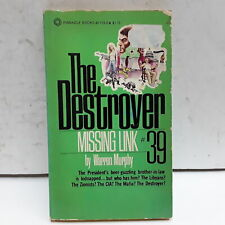Missing Link [The Destroyer, No. 39]