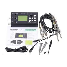 Portable USB Digital Storage Oscilloscope Dual-channel DSO 50MSa/s 10MHz YC 08C7
