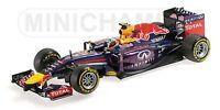 MINICHAMPS 110 140003 Red Bull Renault RB10 F1 diecast car D Ricciardo 2014 1:18