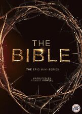 The Bible TV Mini series Complete Collection DVD Box Set Original UK Release New
