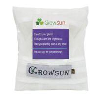 Growsun 220 Micron 20-Gallon Zipper Bag for Herbal Extracting Washing Machine