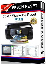 WASTE INK PADS RESET EPSON  XP520 XP620 XP625 XP720 XP820  Download