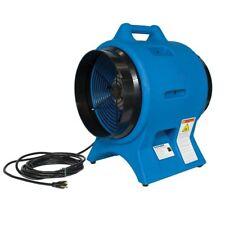 """Americ VAF3000A 12"""" Industrial Confined Space Ventilator, 2800 CFM, 1 HP, 115V"""