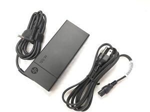 New Genuine HP 150W TPN-DA03 (75626-003)150W AC Adapter for TPN-DA09 + powercord