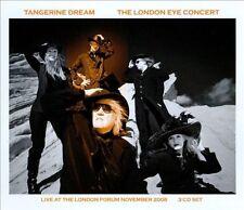London Eye Concert 2008 [Box] by Tangerine Dream (CD, Jul-2010, 3 Discs, Cleopatra)