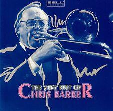 CHRIS BARBER : THE VERY BEST OF CHRIS BARBER / 2 CD-SET (BELL BLR 89022) - NEU