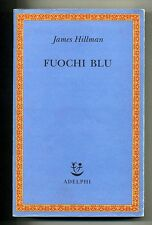 Hillman # FUOCHI BLU # Adelphi 1999 # 2A ED.
