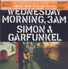 SIMON & GARFUNKEL Wednesday Morning, 3 AM [Bonus Tracks] 2003 NEW Sealed!!!