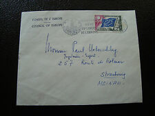 FRANCE (timbre service) - enveloppe 18/12/1960 (cy6) french