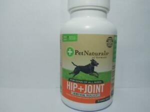 Dog Hip & Joint Supplement With Glucosamine Chondroitin Perna MSM, 90 Chewables