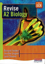 Revise A2 Biology for OCR by Pearson Education Limited (Paperback, 2005)
