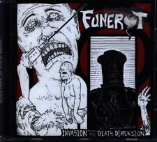 Funerot - Invasion from the Death Dimension CD