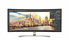 LG 38UC99-W 37,5 Zoll 21:9 IPS LCD Curved UltraWide Monitor