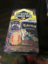 Mystery Pokemon Power Box Booster Pack Vintage Seeded NEW