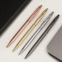 Metallkugelschreiber Schlanker Kugelschreiber für geschäftliches Schreiben Best