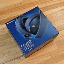 Playstation 4 500 Million Limited Edition Gold Wireless Headset