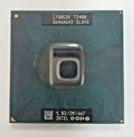 Intel Core Duo Processor T2400 2M Cache, 1.83 GHz, 667 MHz FSB