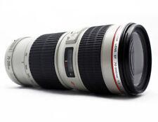 Canon Zoom Telephoto EF 70-200mm f/4.0L USM AF Lens