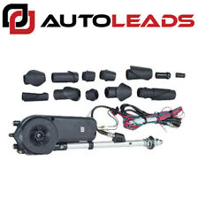 MITSUBISHI Car Electric Aerial with 13 Different heads Adaptors
