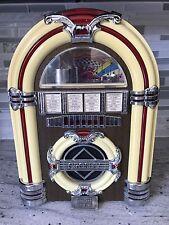 Vintage Crosley CR11 AM/FM Casette Player Lighted