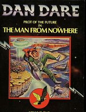 Dan Dare Pilot of The Future In The Man From Nowhere Volume One  SB  VG