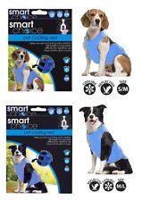 Summer Cooling Jacket Coat Vest T-shirt Clothes Clothing For Dog Puppy Pet Blue