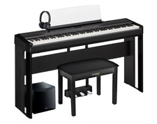 More details for yamaha p-515 deluxe digital piano pack (used for less than 50 hours) *boxed*